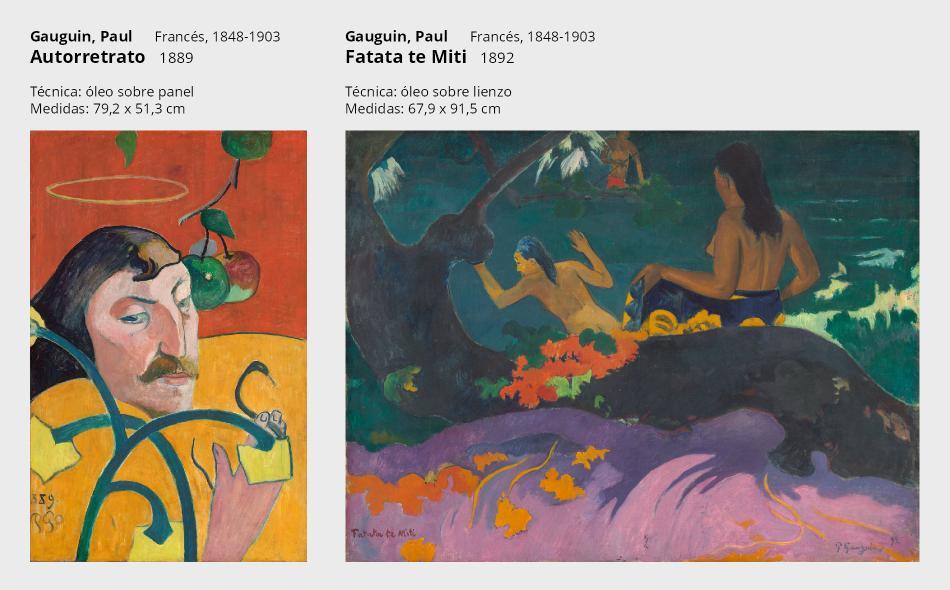 9 gauguin autorretrato