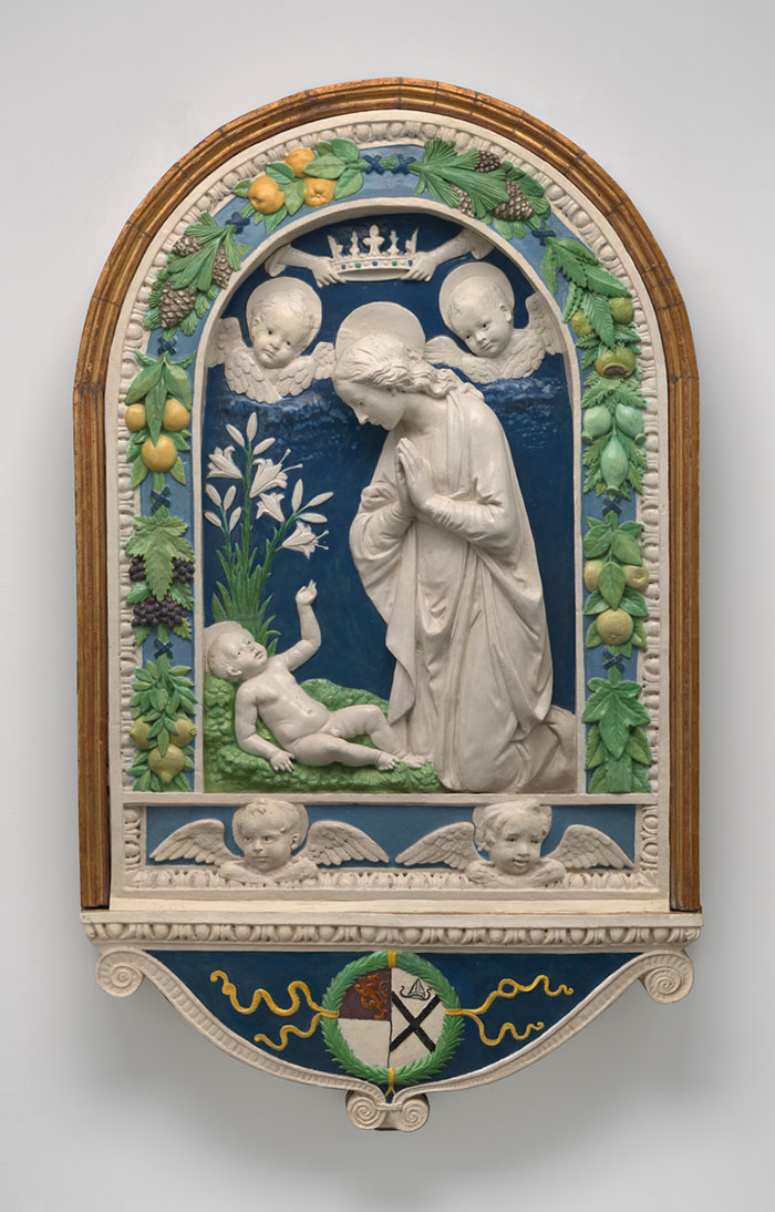 andrea-della-robbia_the-adoration-of-the-child_w