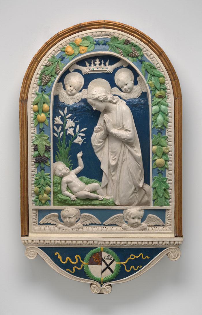 andrea-della-robbia_the-adoration-of-the-child_w