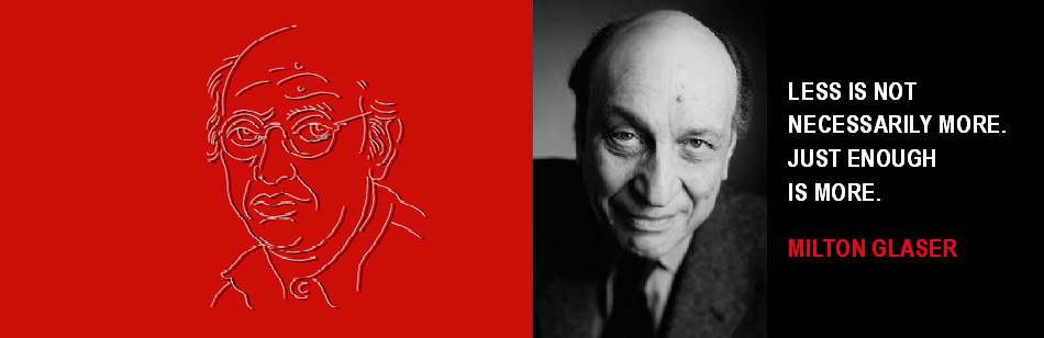 MILTON GLASER header 2