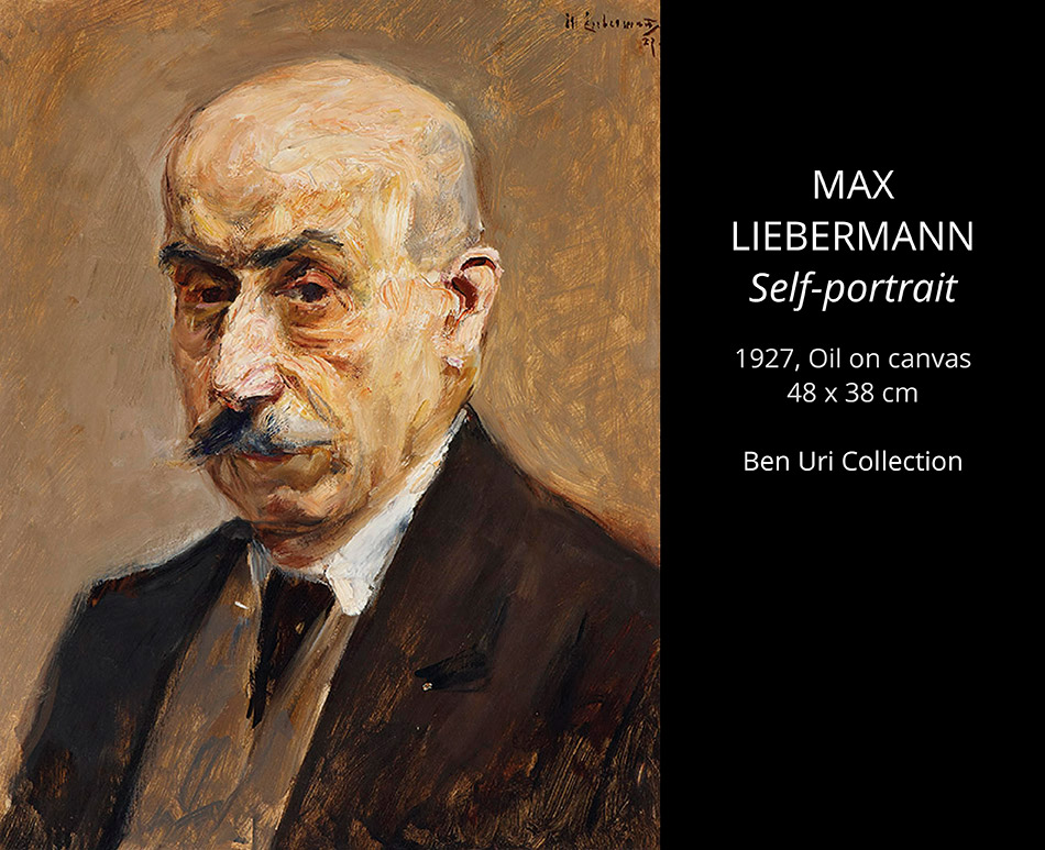 Max-LIEBERMANN-Self-portrait