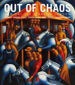 Cataloge-Out-of-Chaos-Ben-Uri-100-Years-in-London-265x300