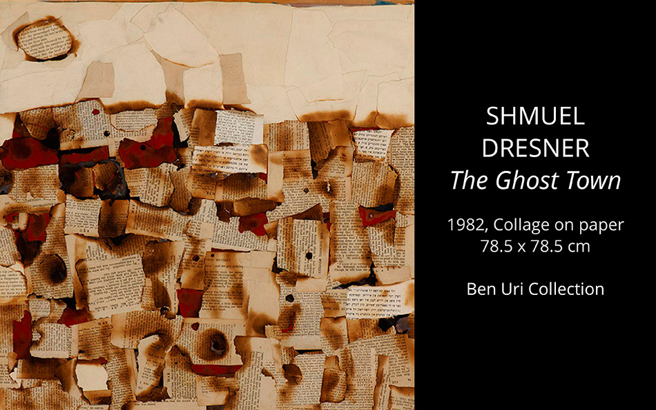 Shmuel-DRESNER-The-Ghost-Town