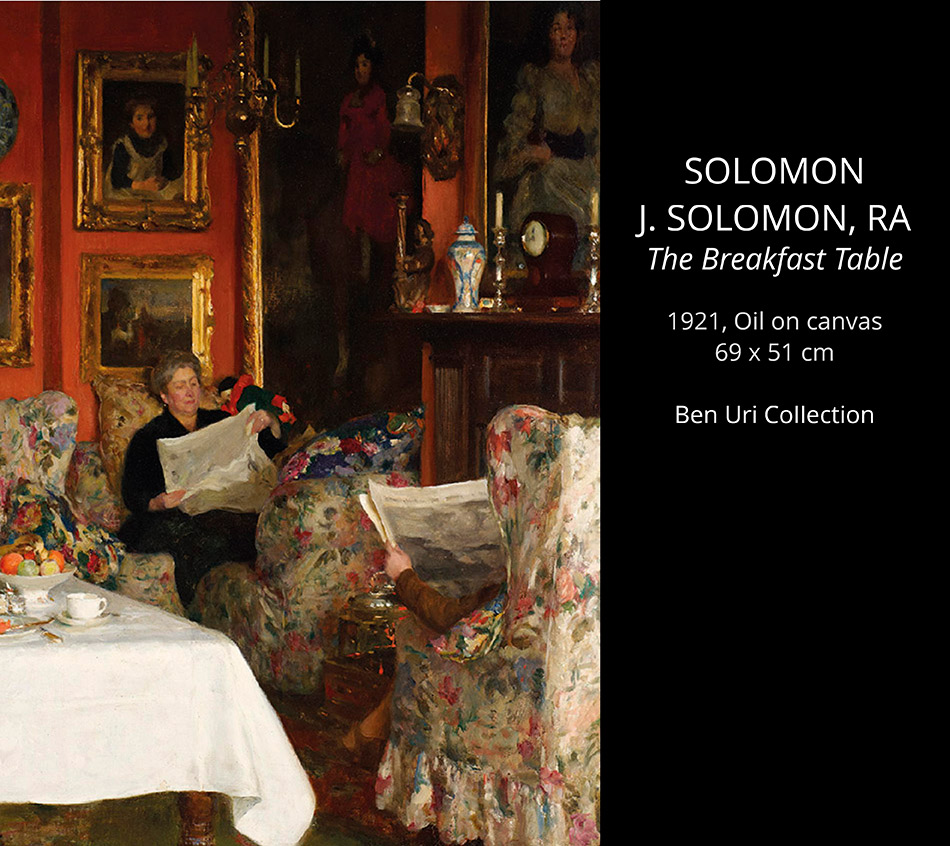 Solomon-J-SOLOMON-The-Breakfast-Table