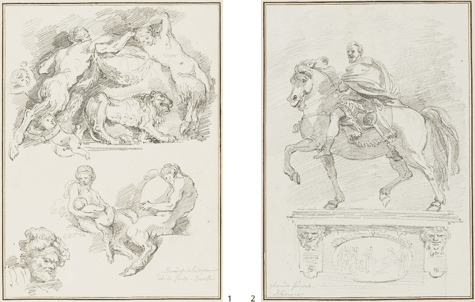 fragonard_equestrian-statue_four-groups-of-fauns