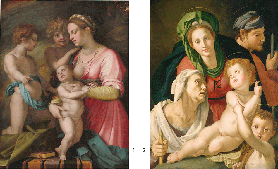 sarto-andrea-del_charity_bronzino-agnolo_the-holy-family
