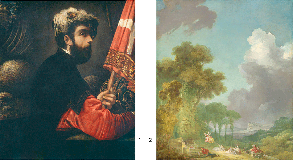 tintoretto-jacopo_portrait-of-a-man-as-saint-george_fragonard-jean-honore_the-swing