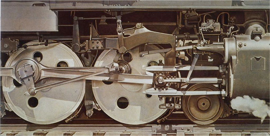 Rolling-Power__Charles Sheeler__Smith-College-Museum-of-Art