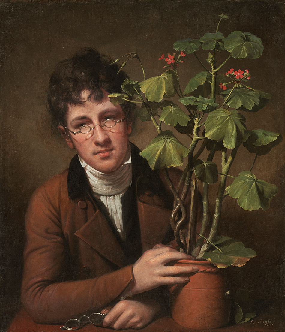 rubens-peale-with-a-geranium__national -gallery-of-art-washington