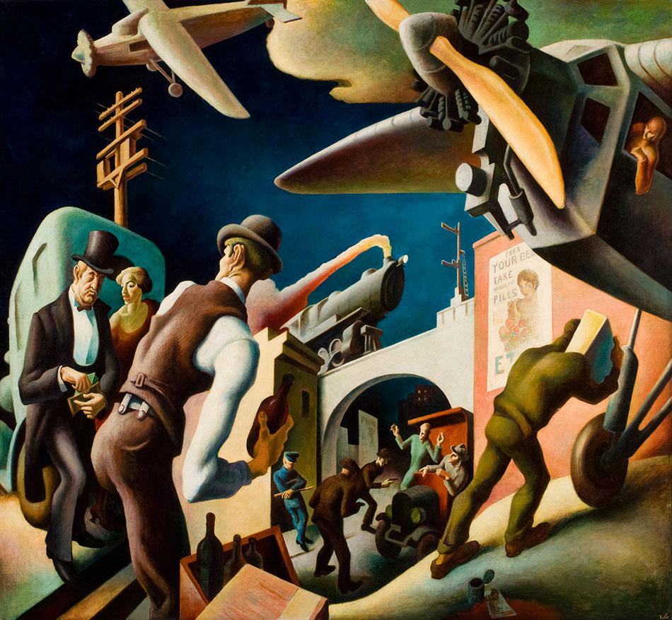 Bootleggers-1927-Reynolda-House