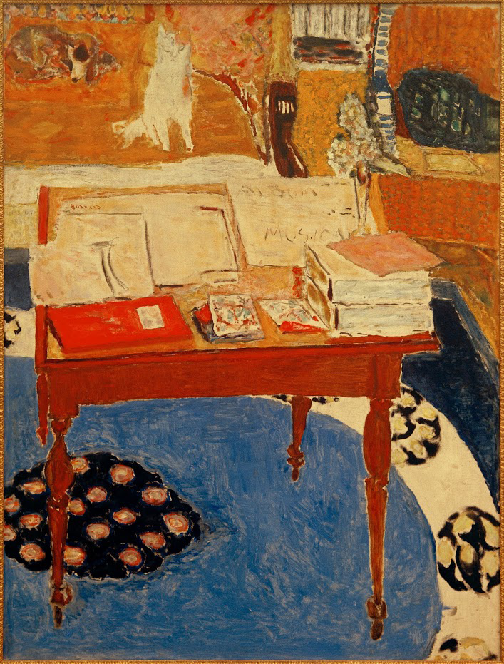 pierre-bonnard_the-work-table