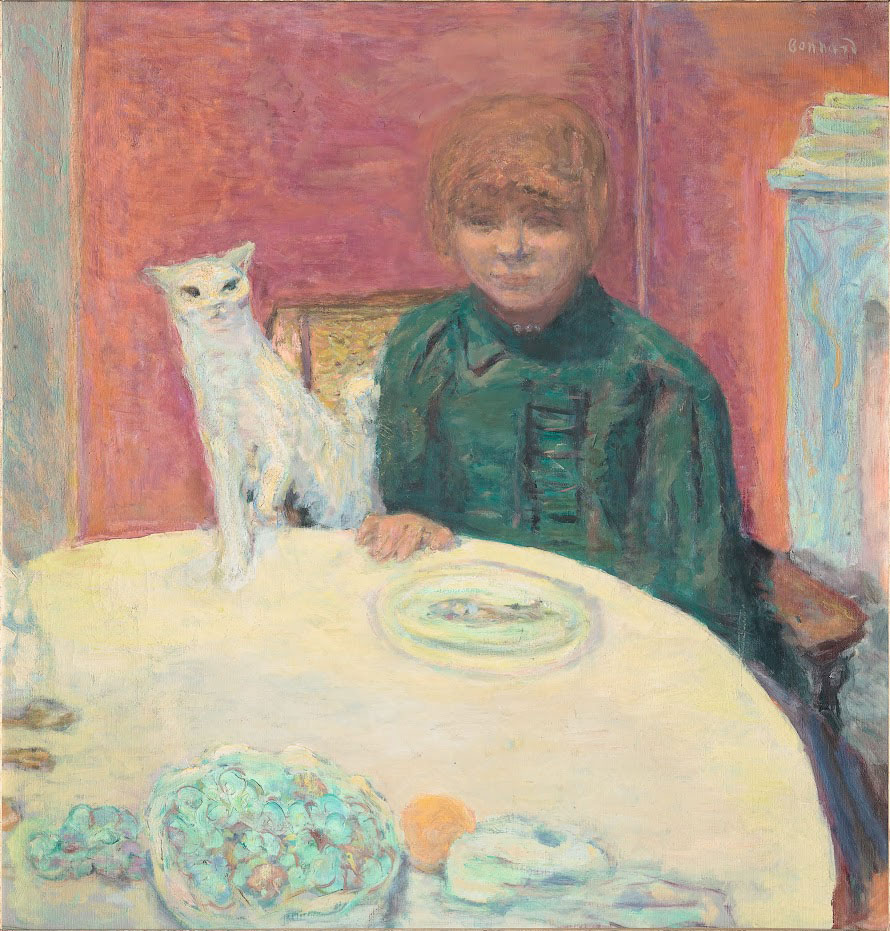 pierre-bonnard_woman-with-a-cat