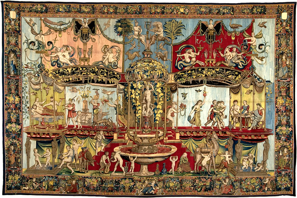 the-triumph-of-bacchus_woven-gold_tapestries-of-louis-xvi