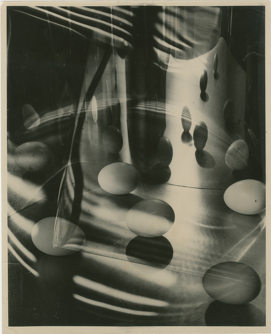 carlotta corpron_ eggs encircled_jerry bywaters collection