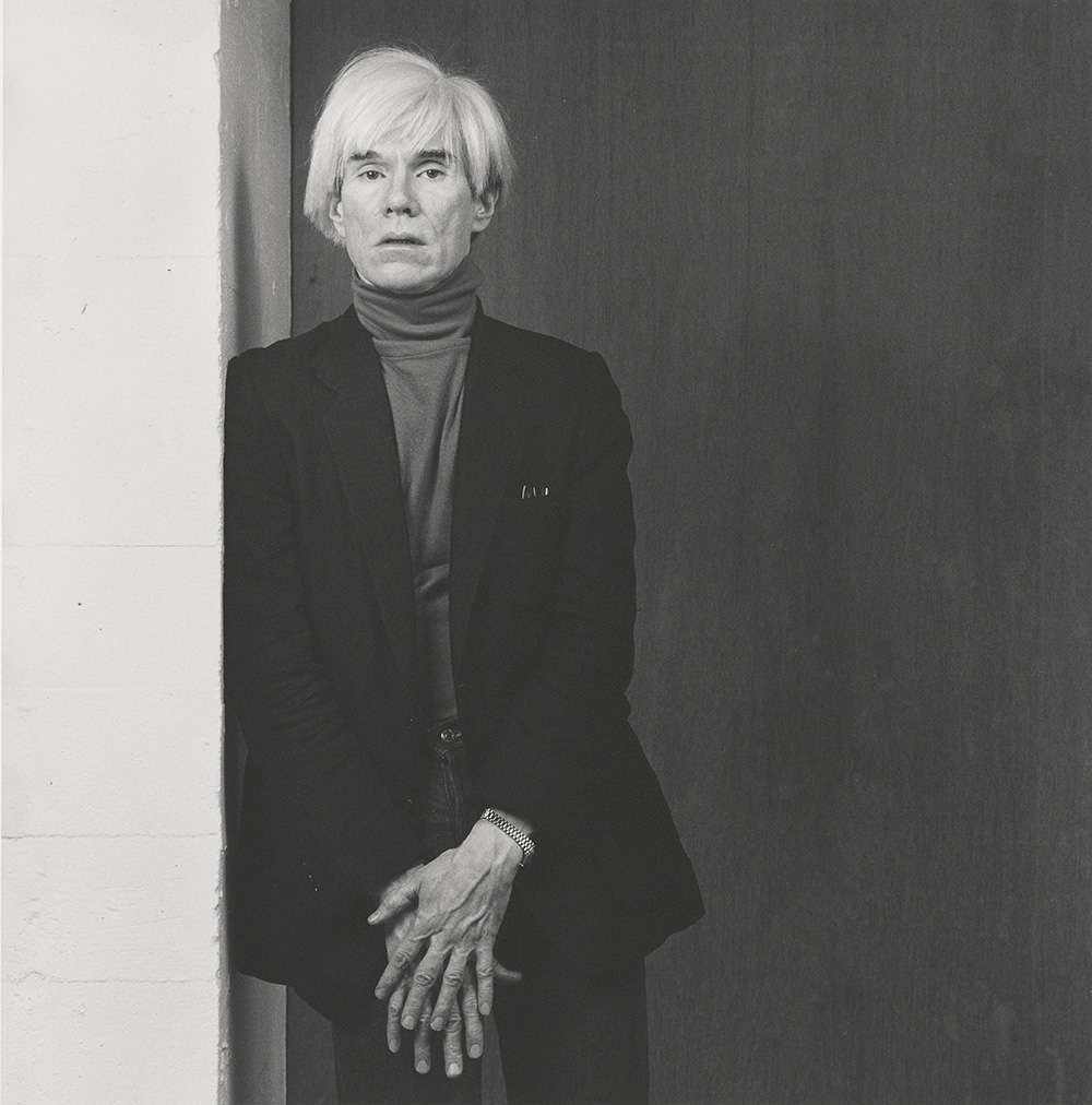 robert-mapplethorpe_andy warhol