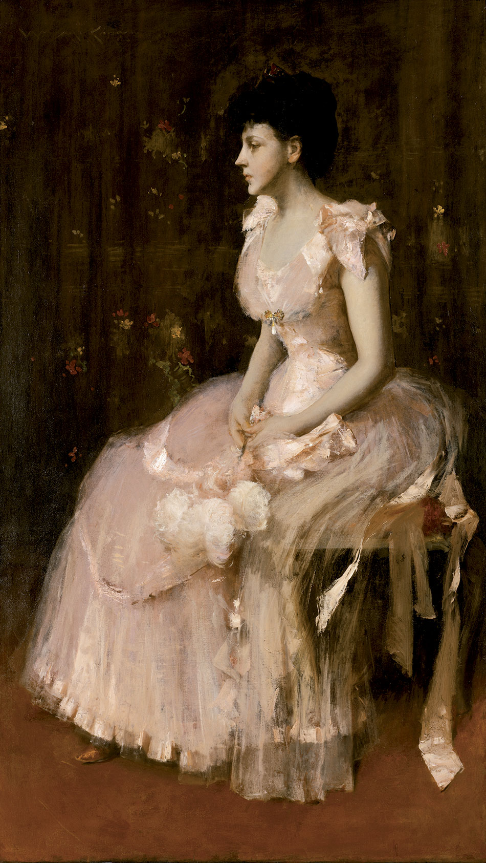 william-merritt-chase_portrait-of-a-woman-in-pink