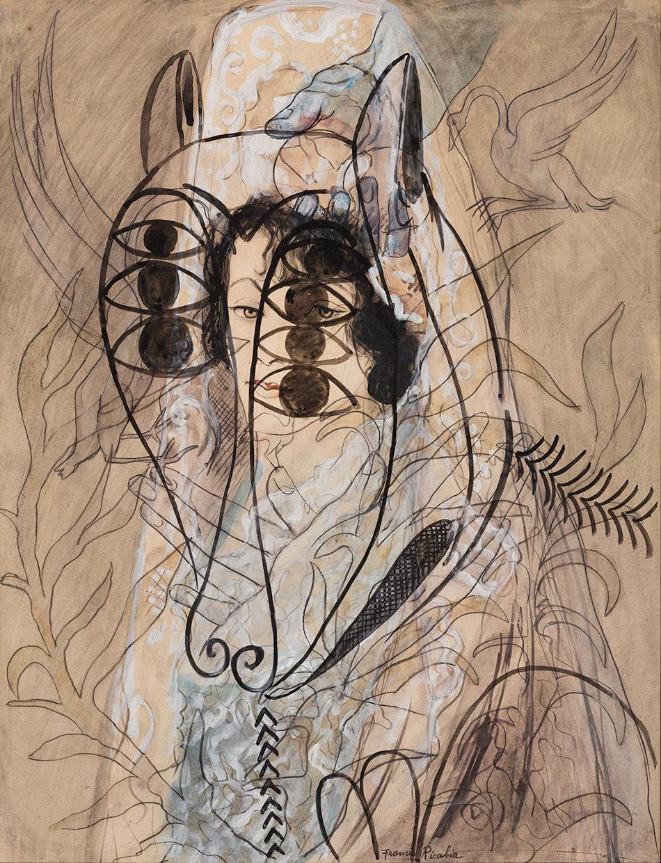 1927-1928_picabia_espagnole-et-agneau-de-lapocalypse