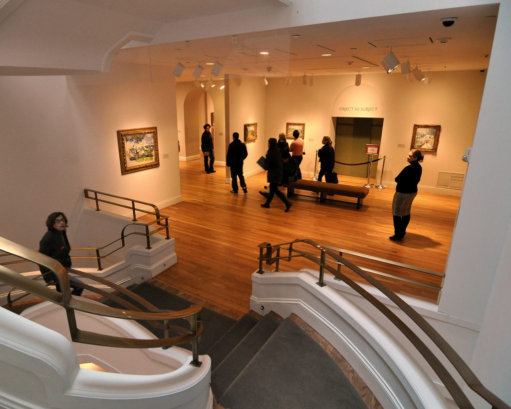 the phillips collection room