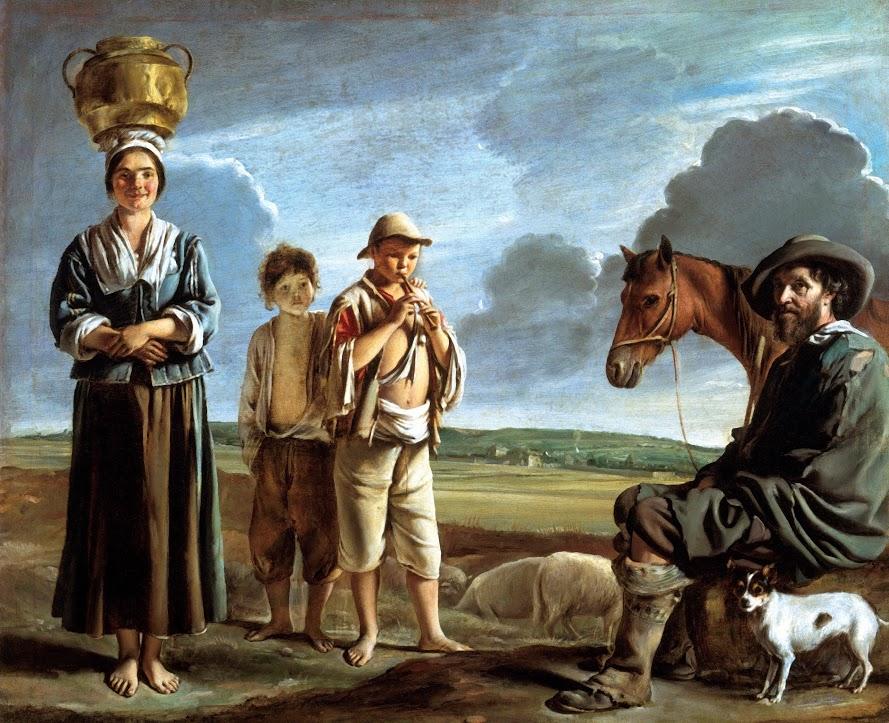 le-nain_resting-horseman
