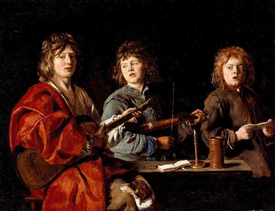 le-nain_three-young-musicians
