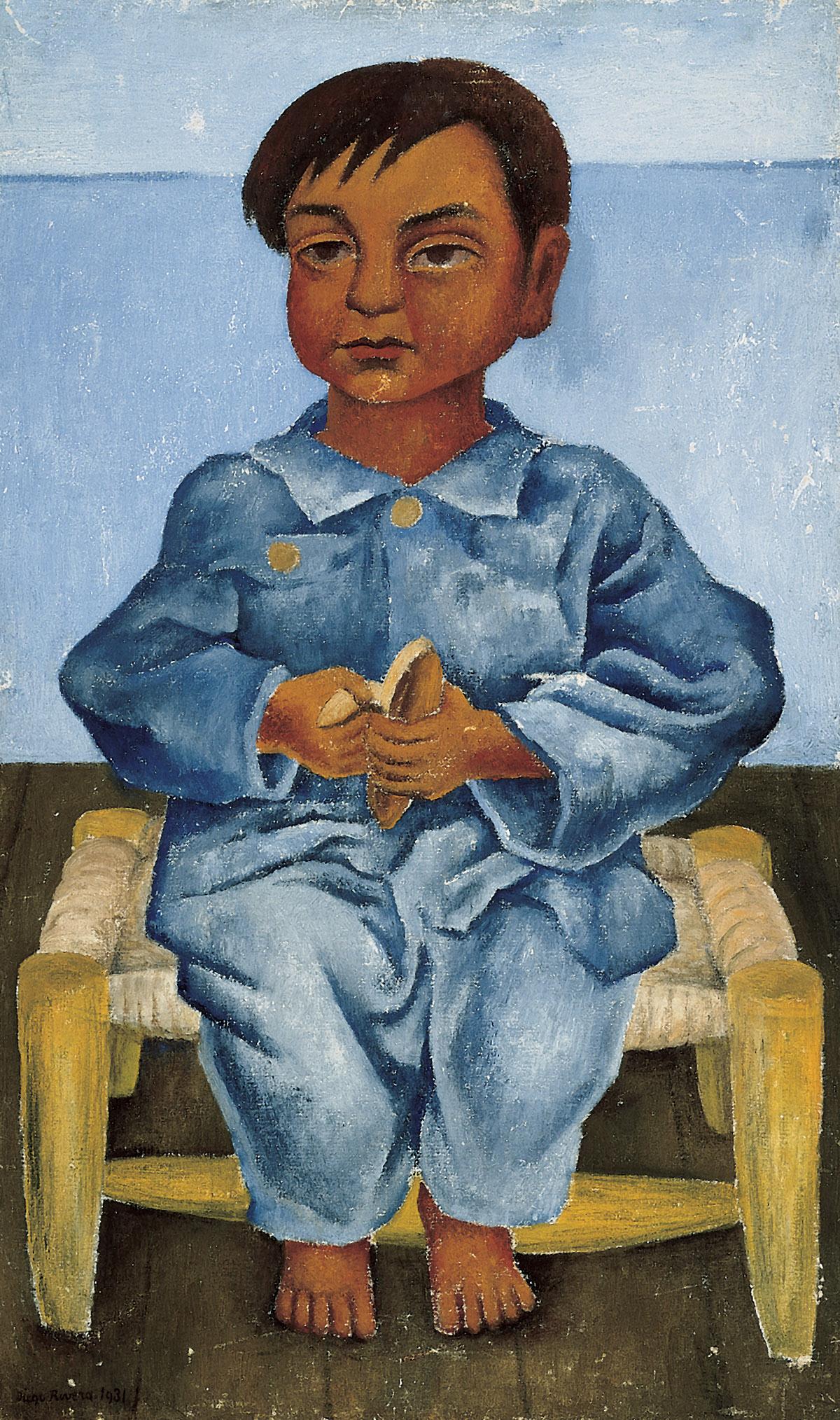 rivera_blue boy