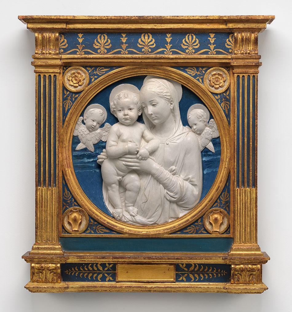 andrea-della-robbia_madonna-and-child-with-cherubin