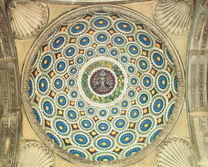 luca-della-robbia_dome-of-the-portico_pazzi-chapel