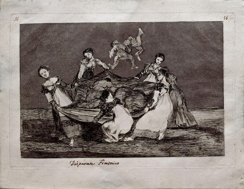 francisco de goya y lucientes disparate femenino. museo-inv11588_museo-lazaro-galdiano-w