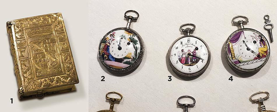 relojes en el museo del diseño de catalunya-w