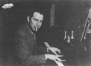 stuart davis at piano