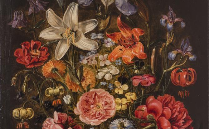 1_peeters_stilllife-lilies-roses-pansies_0