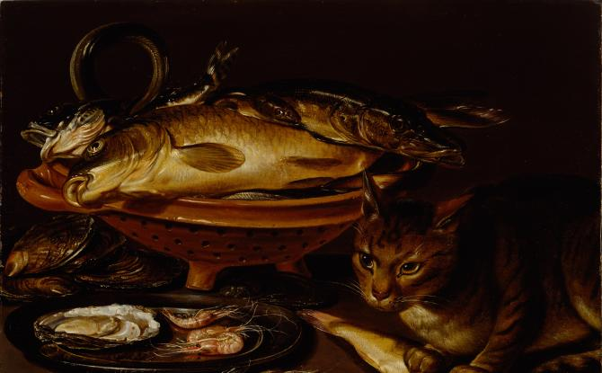8 2.2.2.x-collection-detail-peeters_still_life_of_cat_and_fish