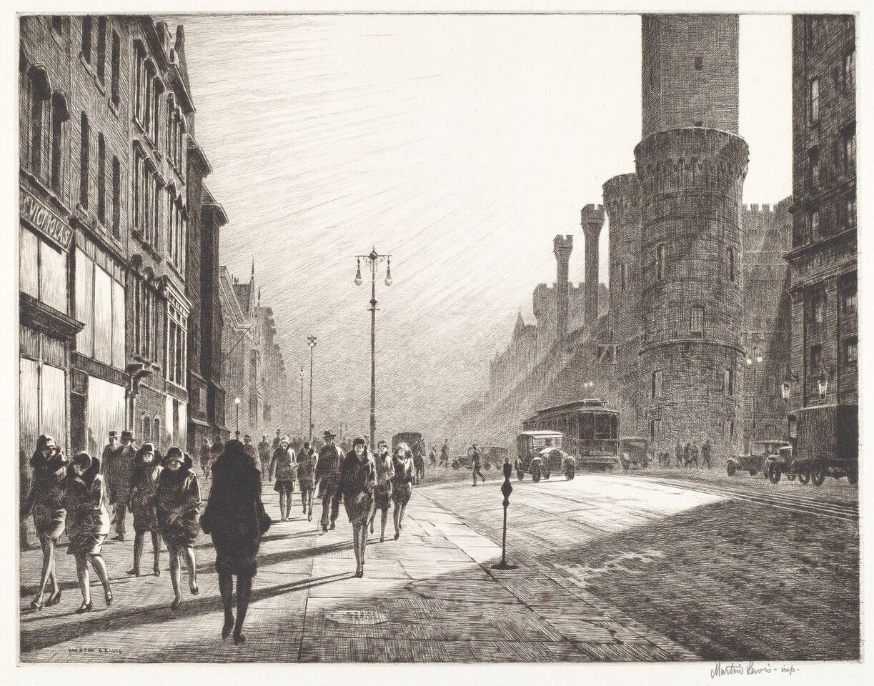 the urban scene 1920–1950_4842-001