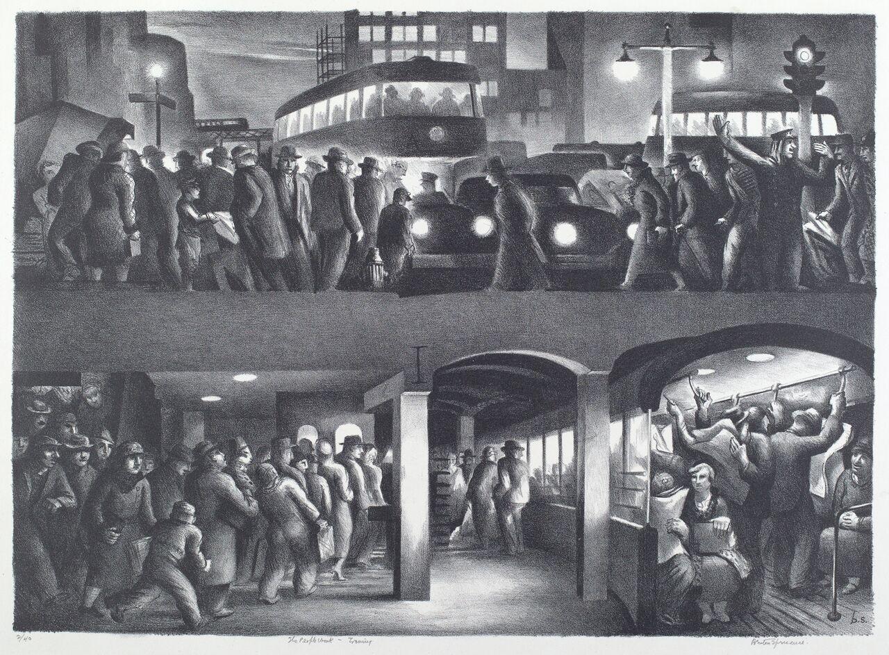 the urban scene 1920–1950_4842-008