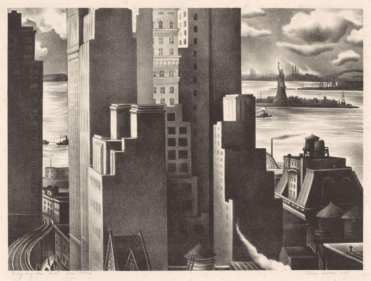 the urban scene 1920–1950_4842-014