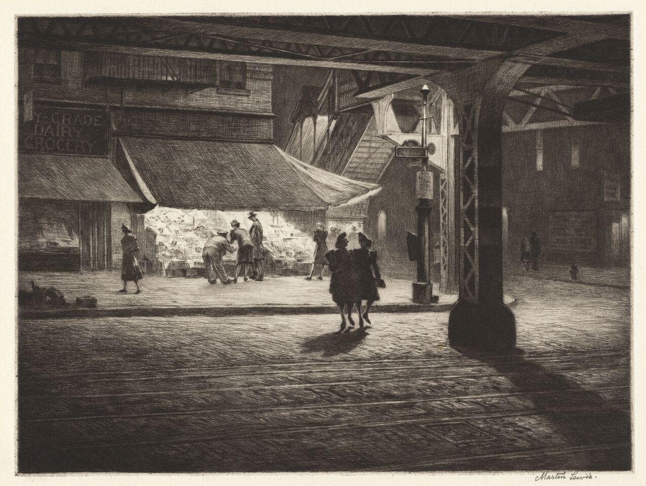 the urban scene 1920–1950_4842-016