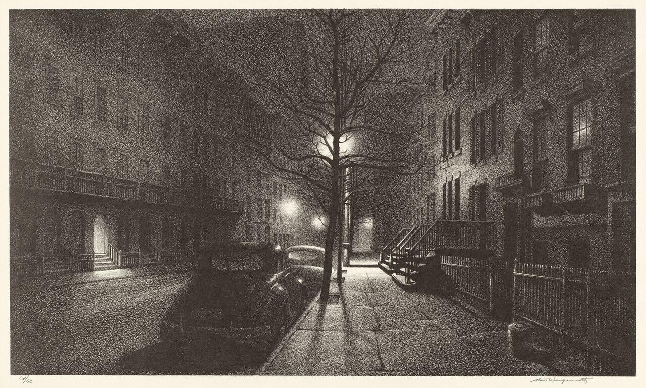 the urban scene 1920–1950_4842-017