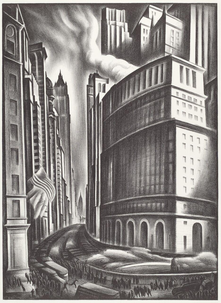 the urban scene 1920–1950_4842-028