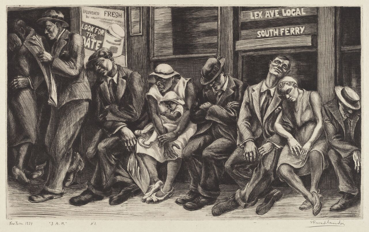 the urban scene 1920–1950_4842-029