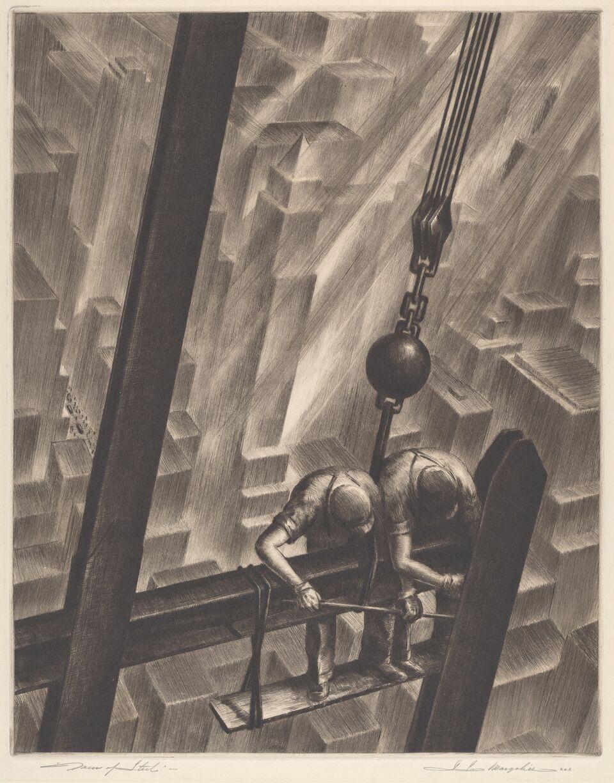 the urban scene 1920–1950_4842-031