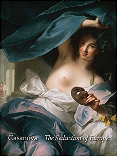 casanova, the seduction of europe book