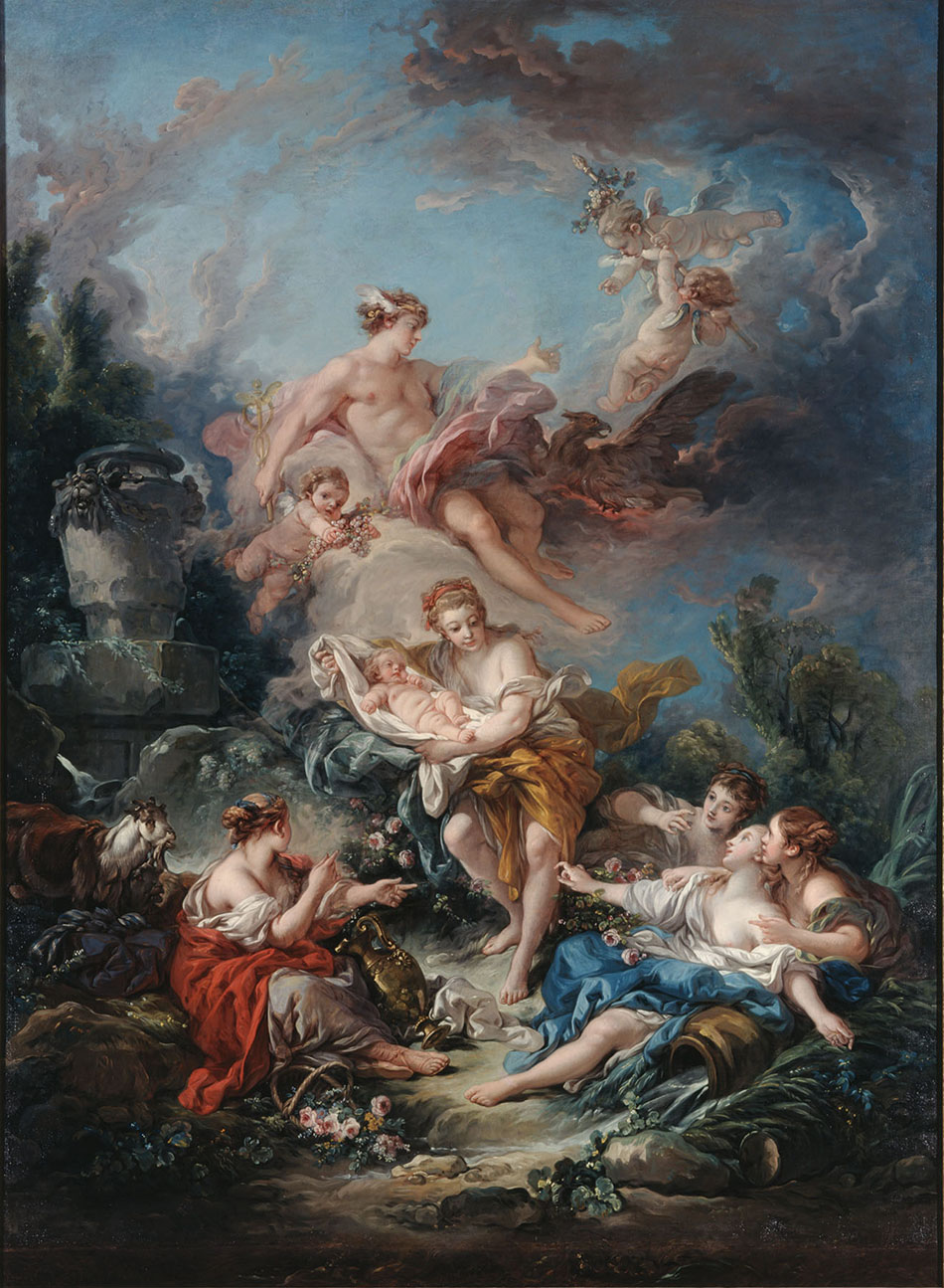 boucher_mercury confiding in the infant bacchus_w