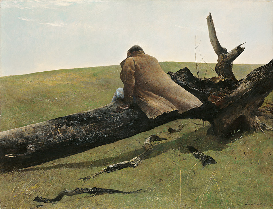 andrew-wyeth_April-Wind,-1952_seattle-art-museum