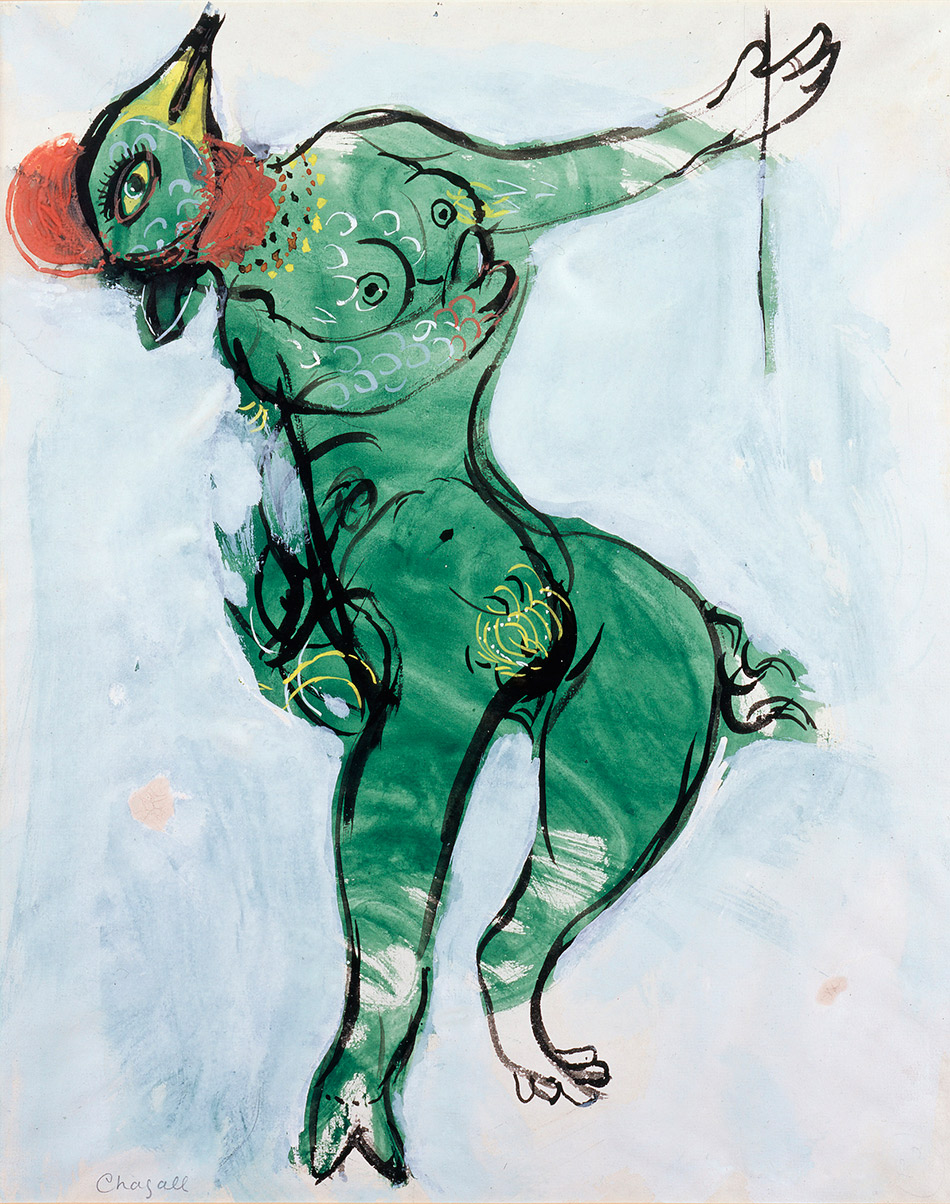 lacma_chagall-fantasies-for-the-stages_the-firebird-costumes1_w