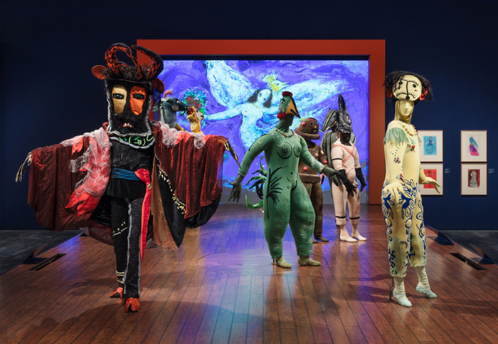 lacma_chagall-fantasies-for-the-stages_the-firebird-costumes6_w