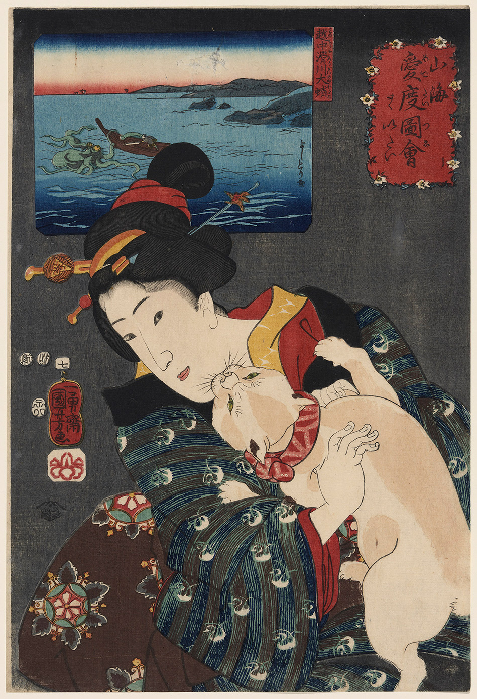 museum-of-fine-arts-boston_08.-Oh,-ouch-Giant-Octopus-from-the-Nameri-River-in-Etchu_Utagawa-Kuniyoshi_w