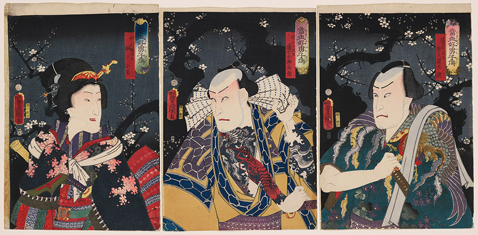 museum-of-fine-arts-boston_12.-Plum-Actors_Utagawa-Kunisada_w