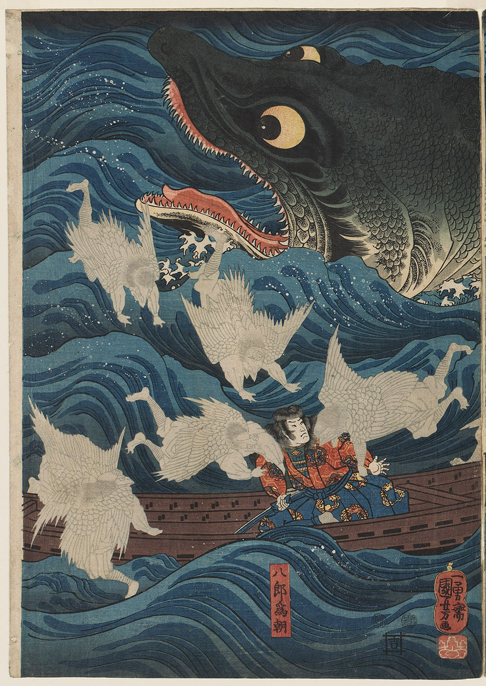 museum of fine arts boston_13-a_The-Former-Emperor-a_Utagawa-Kuniyoshi