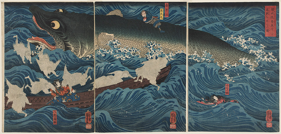 museum-of-fine-arts-boston_13.-The-Former-Emperor_Utagawa-Kuniyoshi