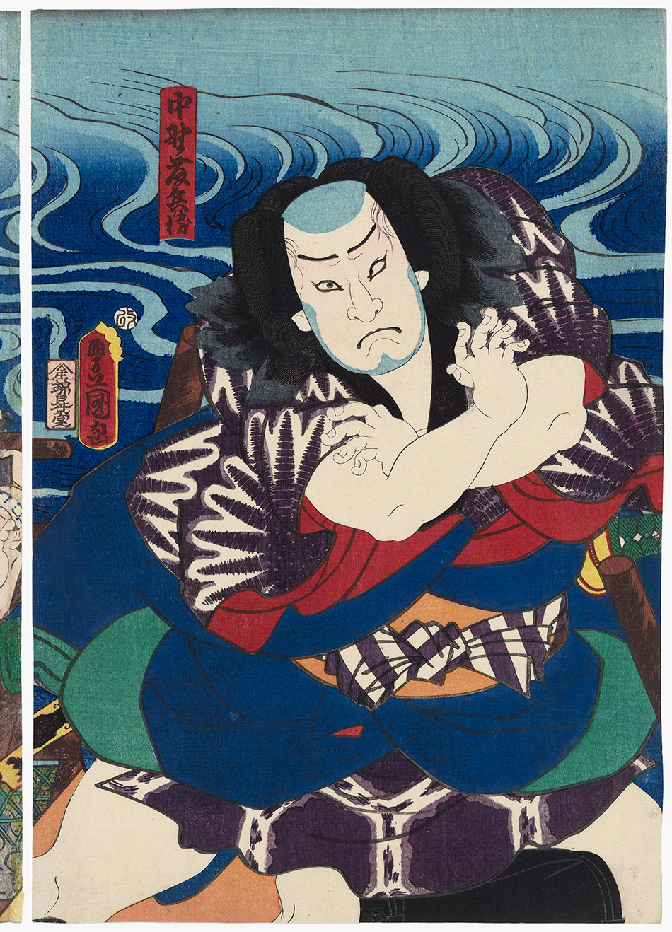 museum-of-fine-arts-boston_14.-Actors-b_Utagawa-Kunisada